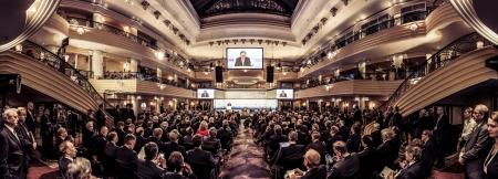 2014 Münchner Sicherheitskonferenz Foto: Kuhlmann/MSC