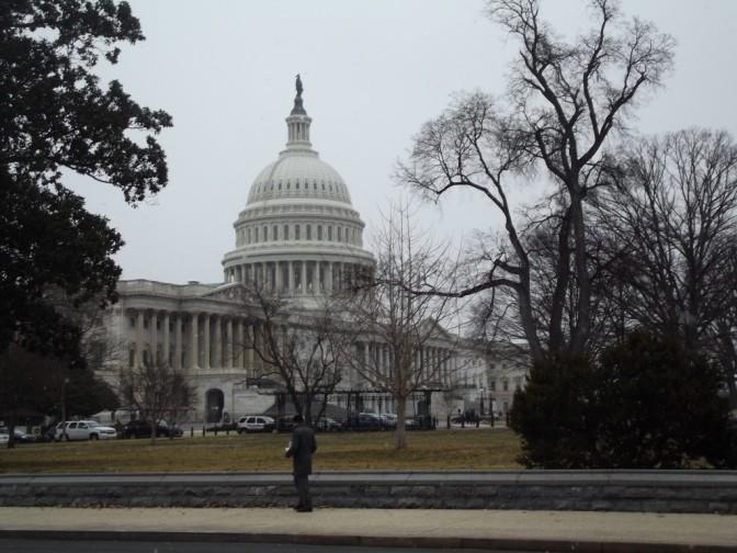 Ein Blick hinter die Kulissen des Kongresses – Blinde werben für ihre Sache
