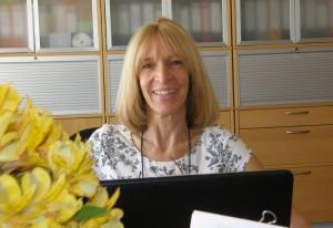 Kerstin Florian-Staguhn, Assitentin der Schulleiterin Foto: Christina Bergmann