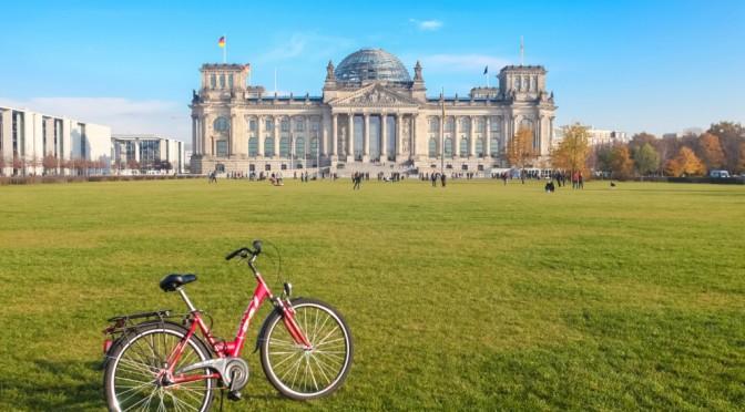 Fahrradfahren in Deutschland