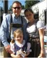 """Familie Wright findet, dass Deutsch cool ist, weil """"man dann seine Zeit in Deutschland besser genießen kann."""