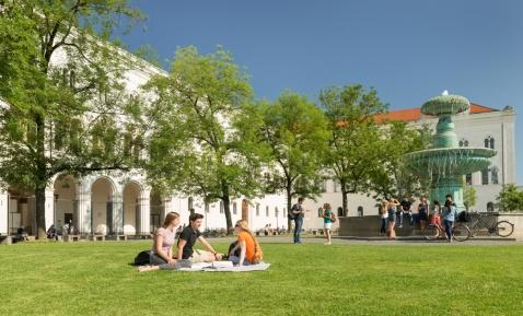 Ludwig-Maximilians-Universität München Foto: Presse LMU