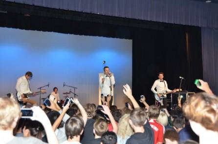 Das epische Konzert in Loudoun County, Foto: Susanne Weers