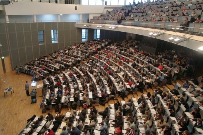 Besuch an zwei Münchner Universitäten