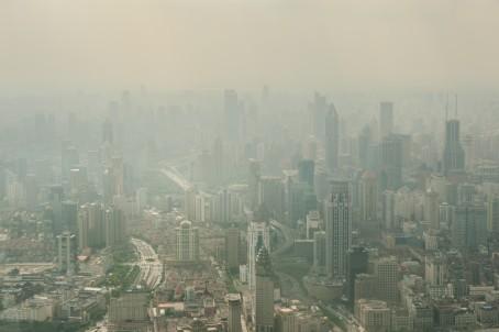 Mit Elektroautos kann Luftverschmutzung wie hier in China wesentlich reduziert werden. Foto: Hung Chung Chih / Shutterstock.com