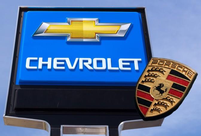 Deutschland gegen Detroit im Autokauf