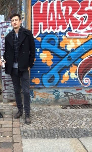 Paul Wlodkowski in Berlin-Kreuzberg Foto: privat