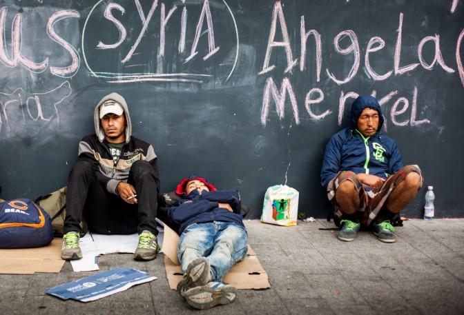 Die Flüchtlingskrise und Deutschlands Zukunft