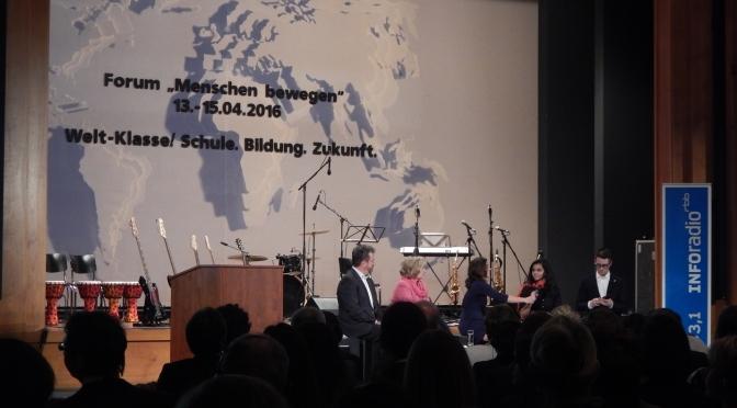 """Sprache und Außenpolitik – """"Menschen bewegen"""" in Berlin"""