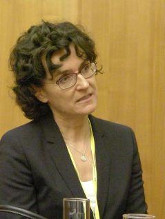 Heike Toledo, ZfA, Fachbereich Deutsches Sprachdiplom/Deutsch als Fremdsprache Foto: Christina Bergmann