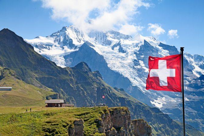 Berge und Komponisten in der Schweiz und Österreich