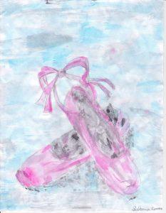 Die zertanzten Schuhe, Bild: Sabrina Lussier