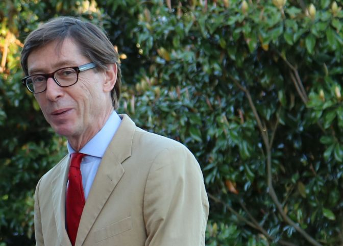 """Botschafter Wittig: """"Sprache ist zentral in unserem Beruf"""""""