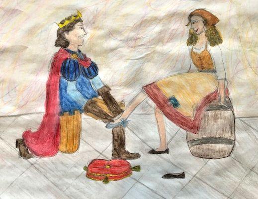 Alte deutsche Märchen in modernem Gewand