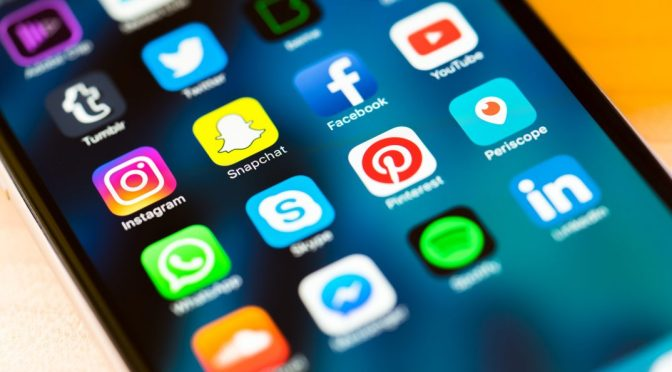 Soziale Medien – Was sind die Favoriten?
