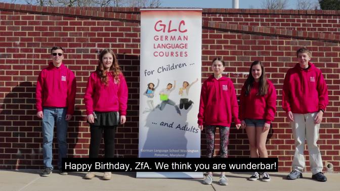 Happy Birthday, ZfA
