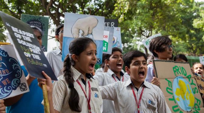 Die Unterschiede der weltweiten Klimabewegung IV – Indien und Israel