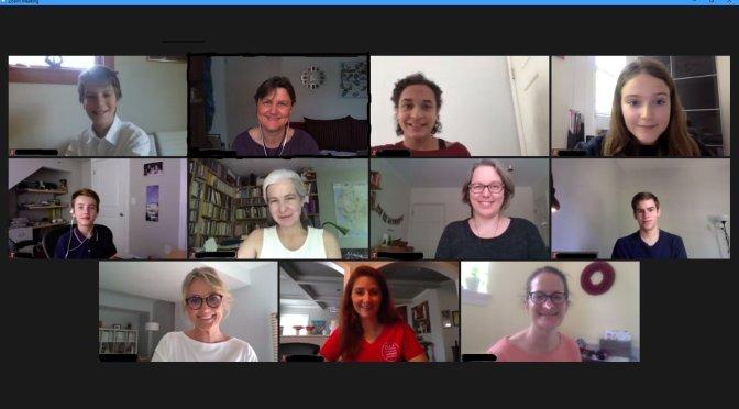 Virtueller Poetry Slam in der GLC – Die vier Besten