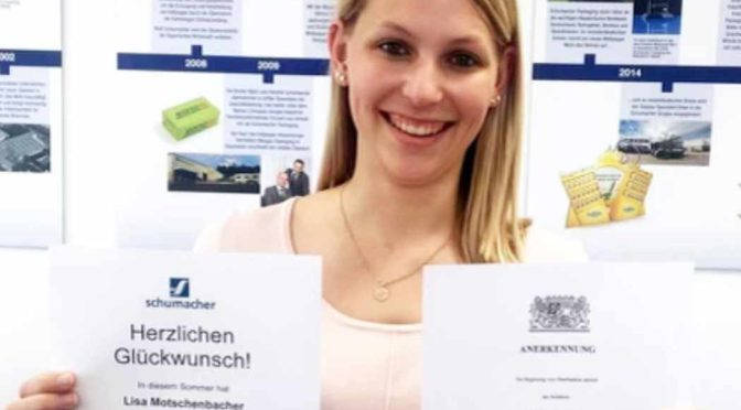 Eindrücke von der Berufsausbildung in Deutschland