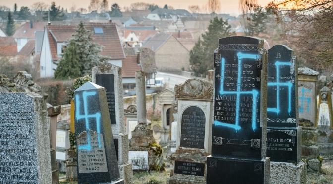 Bericht: Frankreich ist der gefährlichste Ort für Juden in Europa